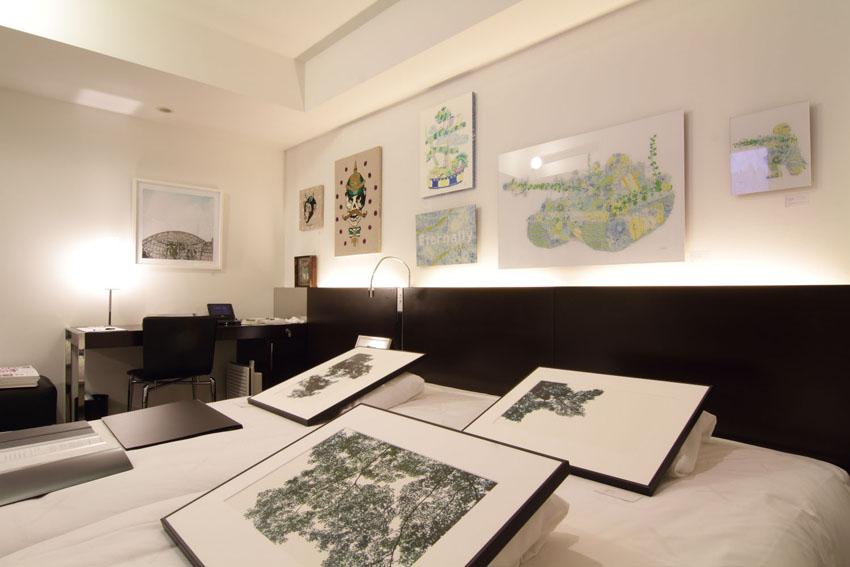 1403号室 hpgrp GALLERY TOKYO(東京・ニューヨーク) 写真:小牧寿里