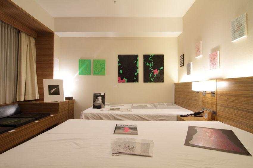 Room 1405 - MAKII MASARU FINE ARTS (Tokyo)  Photo: Yoshisato Komaki