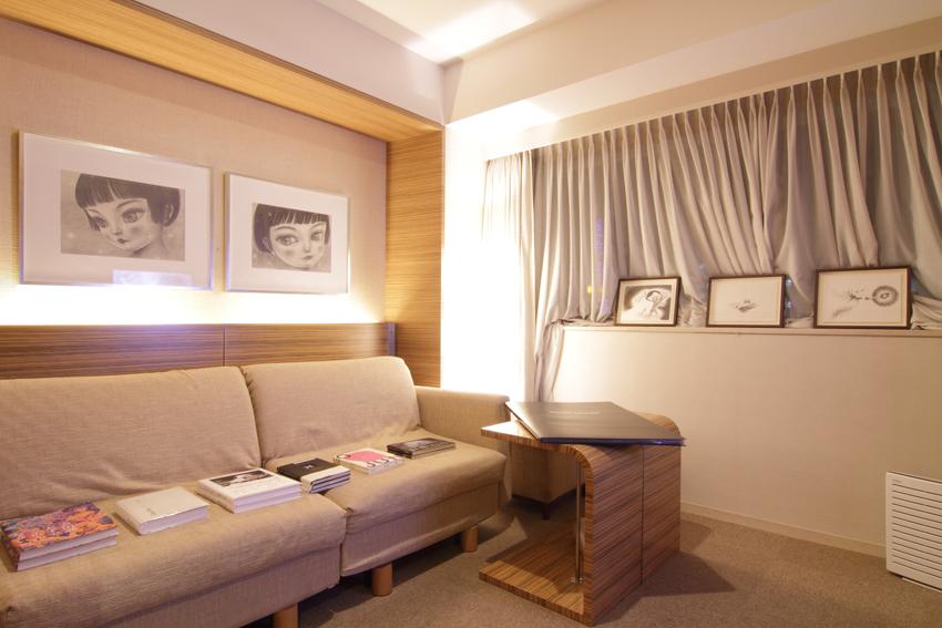 1406号室 ミヅマアートギャラリー(東京・北京・シンガポール) 写真:小牧寿里
