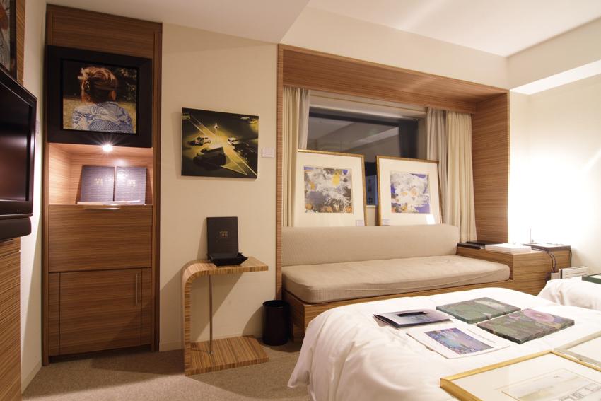 1305号室 ステイトオブアーツ・ギャラリー(香港) 写真:小牧寿里