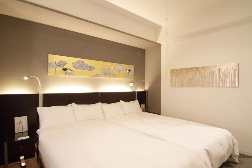 Room 1310 - Space Symbiosis (Sapporo) Photo: Yoshisato Komaki