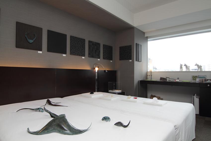 1409号室 ギャラリー点(金沢) 写真:小牧寿里