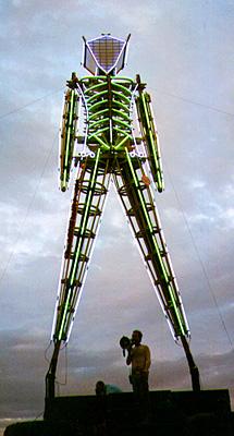 バーニングマン 1997