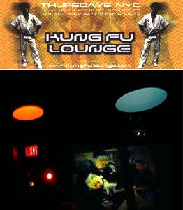 KUNG FU LOUNGE & LOT 61