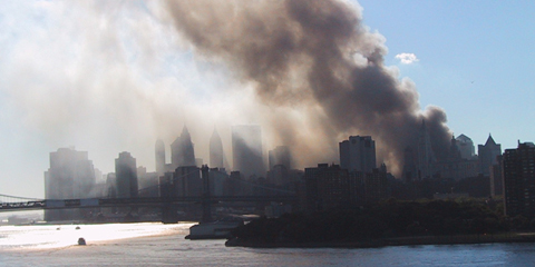 ATTACKS ON THE WORLD TRADE CENTER, SEPTEMBER 11, 2001