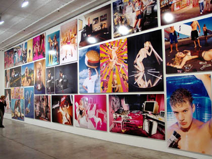 "DAVID LACHAPELLE ""ALL AMERICAN"""