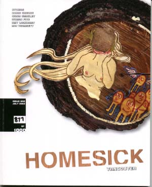 HOMESICK MAGAZINE