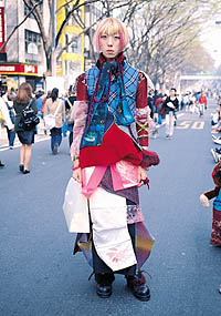 FRUITS: TOKYO STREET STYLE