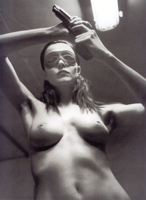 "HELMUT NEWTON ""YELLOW PRESS"""