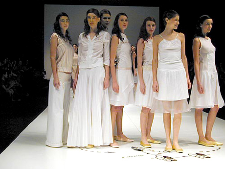 THE 6TH BUENOS AIRES FASHION WEEK