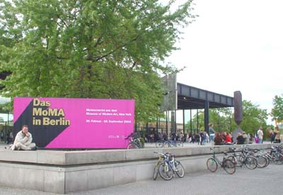 MOMA・イン・ベルリン