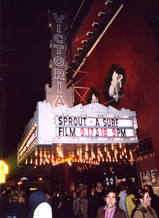 SPROUT PREMIERE