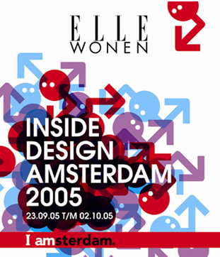 INSIDE DESIGN AMSTERDAM 2005