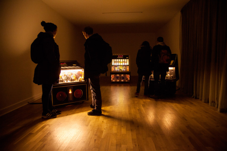 """Juke Box"" Learning gallery, Tate Britain, 2014"