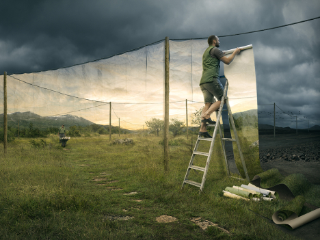 "ERIK JOHANSSON ""IMAGINE: CREATED REALITY"""