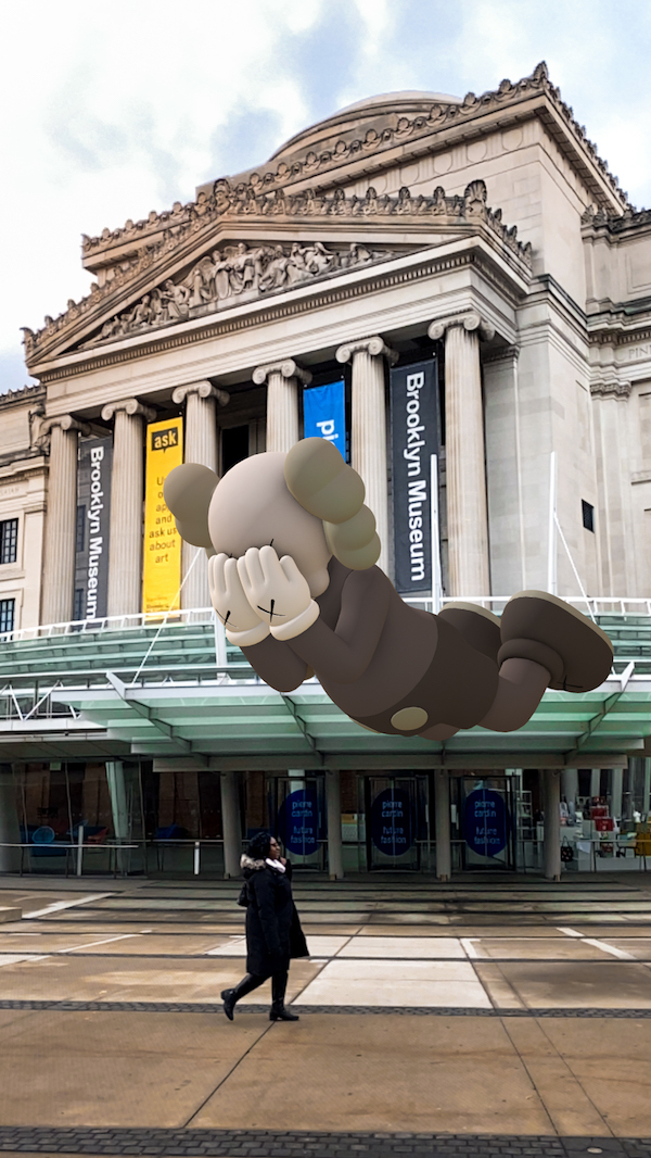 "KAWS ""EXPANDED HOLIDAY"""