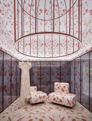JooLee Kang, Micro Sense: House of Pattern, 2019, Mixed media, Dimensions variable