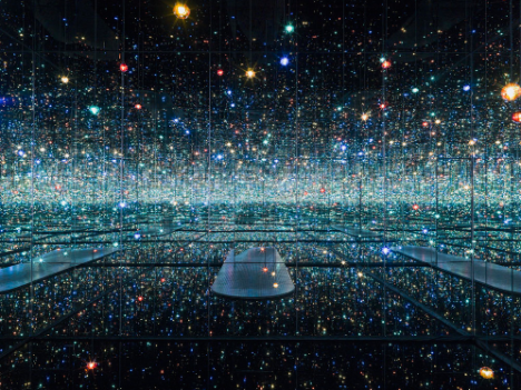 02 Kusama_Infinity Mirrored Room