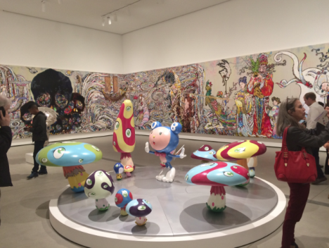 04 In the Land of the Dead, Takashi Murakami