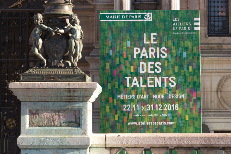 THE PARIS OF TALENTS 2016