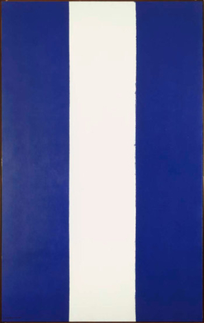 barnett-newman-profile-of-blue