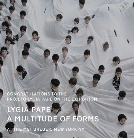 "LYGIA PAPE ""A MULTITUDE OF FORMS"""