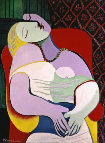 "THE EY EXHIBITION ""PICASSO 1932 – LOVE, FAME, TRAGEDY"""