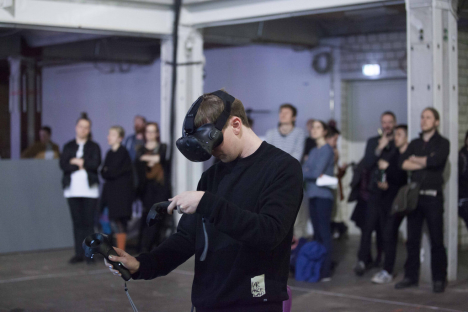 WILL VIRTUAL REALITY BE THE NEW MODERN ART?