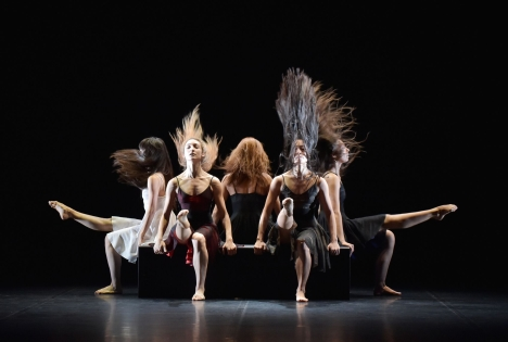 The Painting on the Wall by Angelin Preljocaj, Le French May 2018, 23 April 2018, Hong Kong © Jean-Claude Carbonne