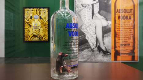 ABSOLUT ART COLLECTION – THE WILDER SIDE