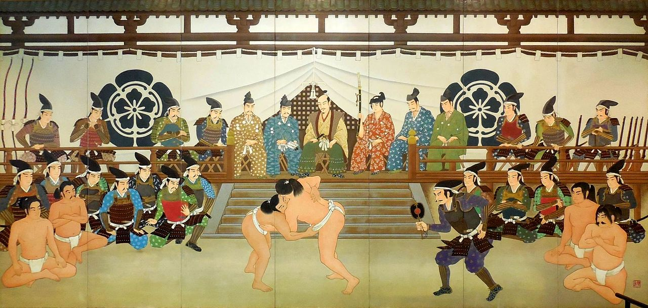 THE ANCIENT ART OF SUMO WRESTLING