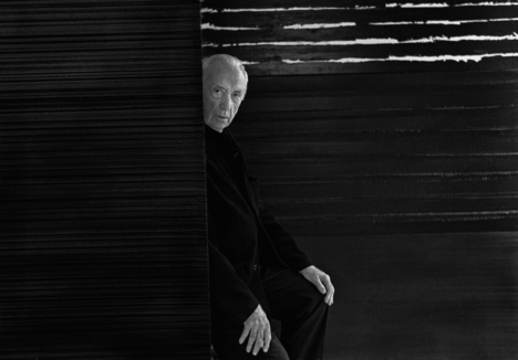 PIERRE SOULAGES EXHIBITION